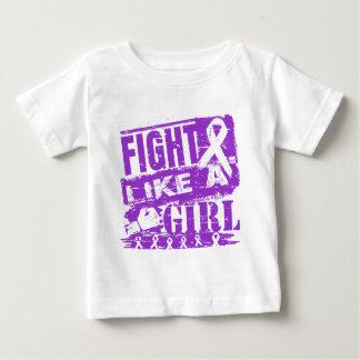 Lucha de la quemadura del Fibromyalgia como un T Shirts