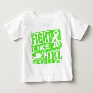 Lucha de la quemadura del linfoma de Non-Hodgkins T Shirt