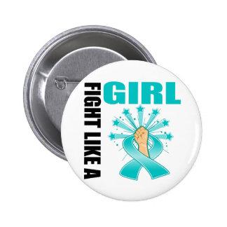 Lucha de la victoria de PKD como un chica Pin