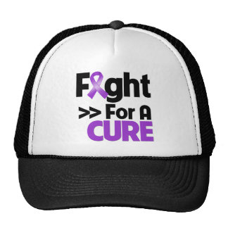 Lucha de Leiomyosarcoma para una curación Gorros