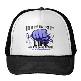Lucha de mi ALS de la vida 2 Gorras
