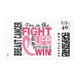 Lucha de mi cáncer de pecho de la vida