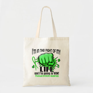 Lucha de mi distrofia muscular de la vida 2 bolsa tela barata