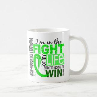 Lucha de mi linfoma Non-Hodgkin de la vida Taza Clásica