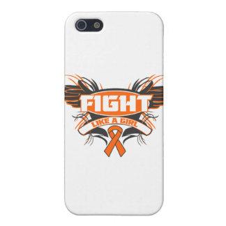 Lucha de RSD como un chica Wings.png iPhone 5 Carcasa