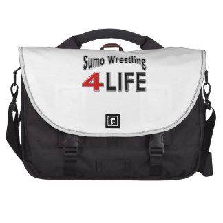 Lucha de sumo para la vida bolsas de ordenador