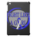 Lucha del ALS como una circular del chica