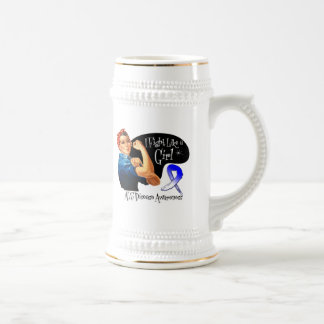 Lucha del ALS Lou Gehrigs como un remachador de Ro Taza De Café