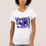 Lucha del amor de la paz como un chica 2 Arthriti  Camisetas
