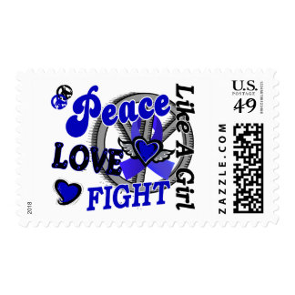 Lucha del amor de la paz como un chica 2 Arthriti