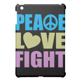 Lucha del amor de la paz