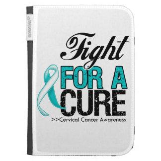 Lucha del cáncer de cuello del útero para una