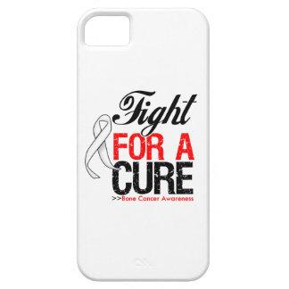 Lucha del cáncer de hueso para una curación iPhone 5 Case-Mate cobertura