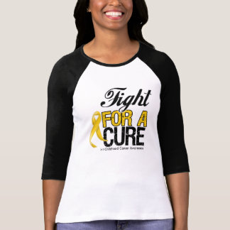 Lucha del cáncer de la niñez para una curación camisetas