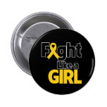 Lucha del cáncer de Neuroblastoma como un chica Pins