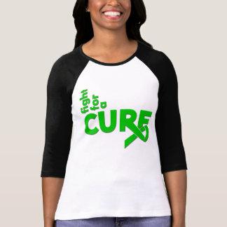 Lucha del cáncer del riñón para una curación camiseta