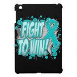 Lucha del cáncer ovárico a ganar iPad mini cárcasas