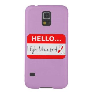 Lucha del carcinoma de células escamosas I como un Carcasa Para Galaxy S5