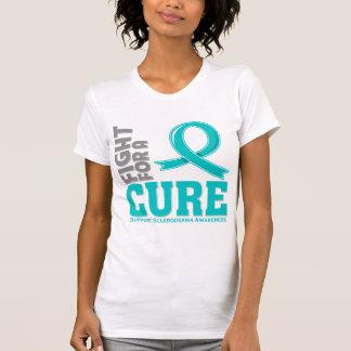 Lucha del escleroderma para una curación camisetas