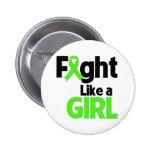 Lucha del linfoma como un chica pins