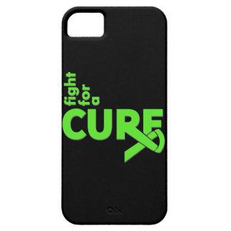 Lucha del linfoma de Non-Hodgkins para una iPhone 5 Funda