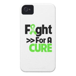 Lucha del linfoma de Non-Hodgkins para una iPhone 4 Protectores