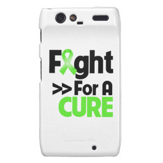 Lucha del linfoma de Non-Hodgkins para una Motorola Droid RAZR Funda