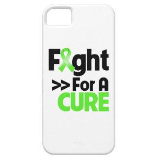 Lucha del linfoma de Non-Hodgkins para una iPhone 5 Case-Mate Carcasa