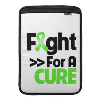 Lucha del linfoma de Non-Hodgkins para una Funda MacBook