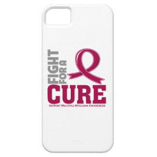 Lucha del mieloma múltiple para una curación iPhone 5 Case-Mate carcasas