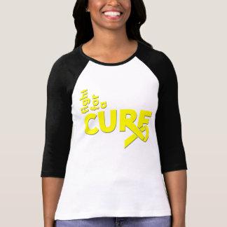 Lucha del sarcoma de Ewings para una curación Tshirt