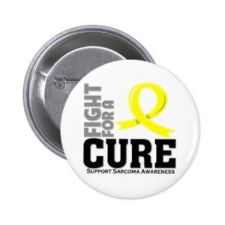 Lucha del sarcoma para una curación pin redondo 5 cm