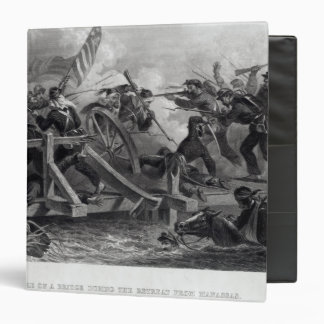 """Lucha en un puente durante el retratamiento carpeta 1 1/2"""""""
