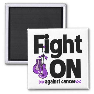 Lucha encendido contra cáncer del ESENCIAL Iman De Frigorífico