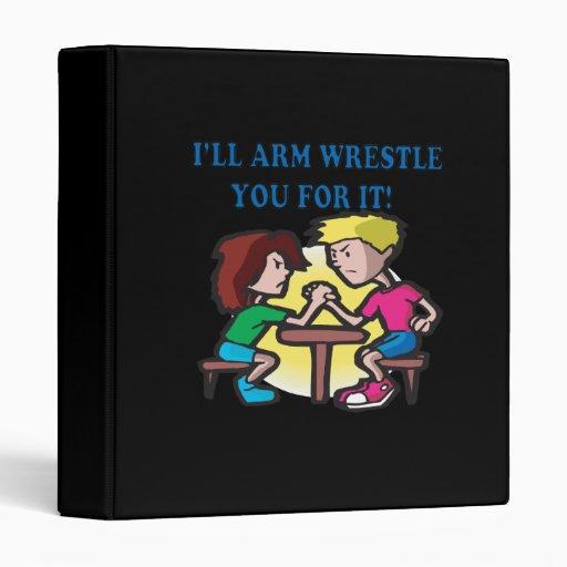 Lucha enferma del brazo usted para ella