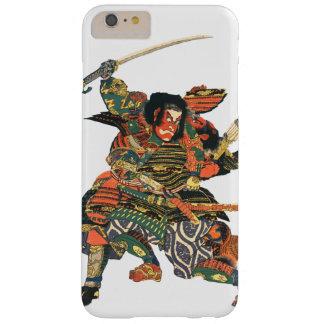 Lucha japonesa del samurai funda de iPhone 6 plus barely there