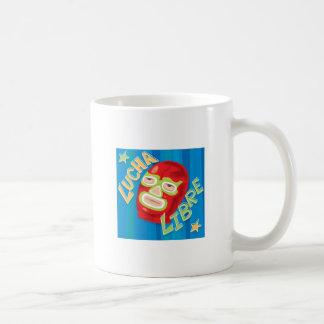 Lucha Libre Classic White Coffee Mug
