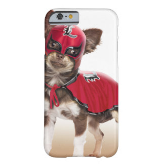 Lucha libre dog ,funny chihuahua,chihuahua barely there iPhone 6 case