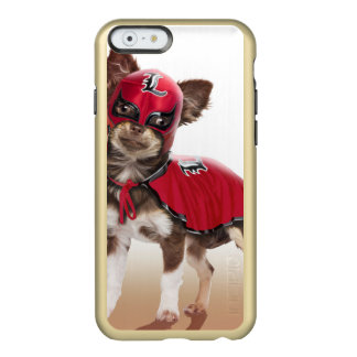 Lucha libre dog ,funny chihuahua,chihuahua incipio feather shine iPhone 6 case