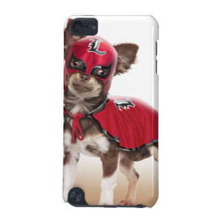 Lucha libre dog ,funny chihuahua,chihuahua iPod touch (5th generation) cover