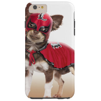 Lucha libre dog ,funny chihuahua,chihuahua tough iPhone 6 plus case