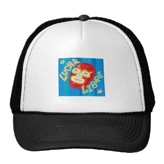 Lucha Libre Mesh Hat