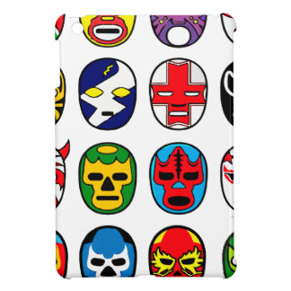 Lucha Libre Luchador Mexican Wrestling Masks Cover For The iPad Mini