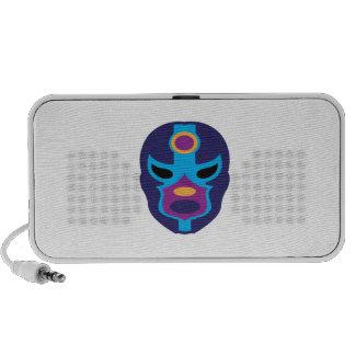 Lucha Libre Mask Portable Speaker