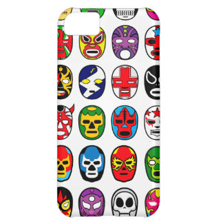 Lucha Libre Mask wrestler Mexican Wrestling iPhone 5C Cover