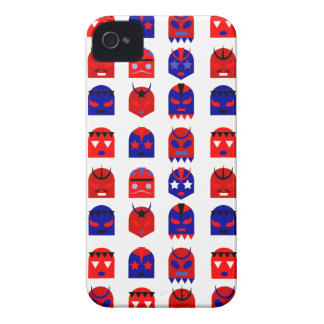 lucha libre masks iPhone 4 case