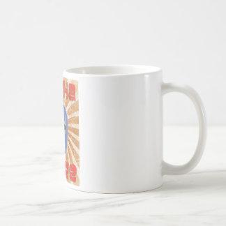 Lucha Libre Mexican Wrestling Coffee Mug