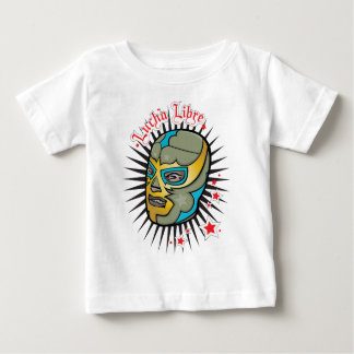 Lucha Libre Mexican Wrestling Mask Baby T-Shirt