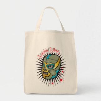 Lucha Libre Mexican Wrestling Mask Bag