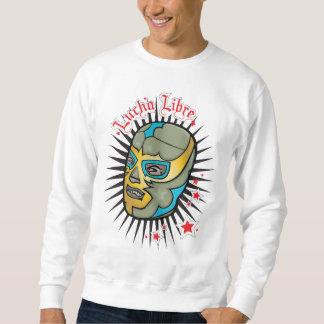 Lucha Libre Mexican Wrestling Mask Sweatshirt